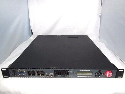 F5 Networks BIG-IP 3600 Traffic Manager with 2 power supplies 200-0293-17 Rev A