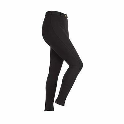 Shires Maids Childrens Black or Navy Wessex Horse Riding Jodhpurs