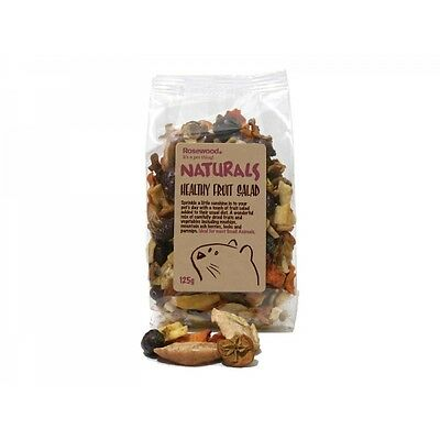 Rosewood Naturals Small Animal Healthy Fruit Salad 125g
