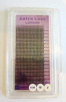Factory prices   W  Eye Lashes 16 line tray D0-10 Guaranteed Quality