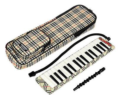 New Hohner Melodica Airboard Remaster Padded Gig Bag with Strap 32 Key