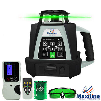New Model GSW201G Green Beam Auto Self Levelling Rotating Rotary Laser Level