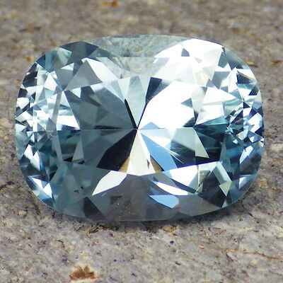 UNTREATED BLUE TOPAZ-RHODESIA 47.1Ct SI1-THE LARGEST+BEST I HAVE EVER OFFERED!