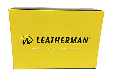 Leatherman Squirt ES4 Keychain Electricians Multi-Tool 831198 --New in Box----