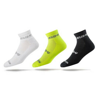 Mid Rise Running Sock - 3 Colors