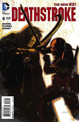 Deathstroke #6 1:25 Variant Ed Near Mint Dc New 52