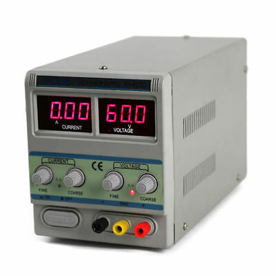 60V/3A DC Adjustable Power Supply Switchable Precision Variable Digital Displa