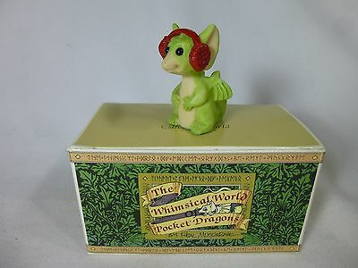 The Whimsical World of Pocket Dragons - Fuzzy Ears