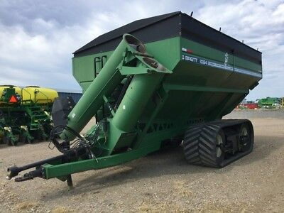 2000 Brent 1084 AVALANCHE Grain Carts