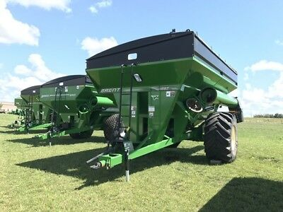 2011 Brent 1082 Grain Carts