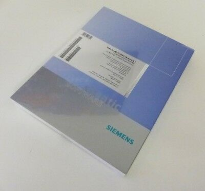 Siemens SIMATIC 6BQ2001-0AD20-0AC0 PCS7 HVAC Library V3.1 -sealed-