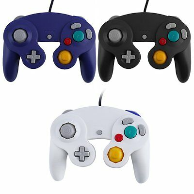 Game Controller Pad Joystick for Nintendo GameCube or for Wii Hot UF