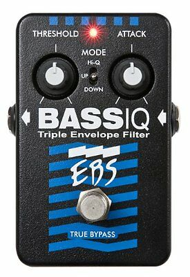 EBS Bass IQ - Pedale analogico per Filter Envelope