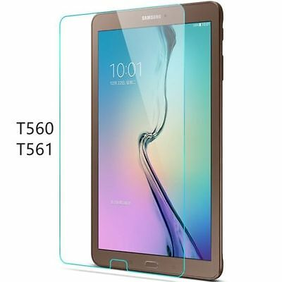100% Tempered Glass Screen Protector Samsung Galaxy Tablet Tab E 9.6 T560 T561