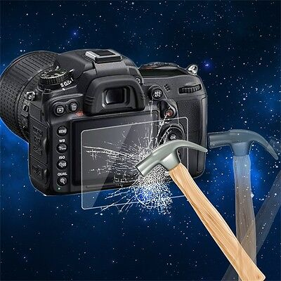 Tempered Glass Camera LCD Screen Protector Cover for Nikon D700/D7000 FG