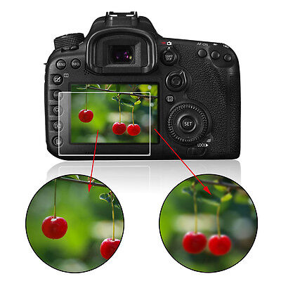 Tempered Glass Camera Screen HD Protector Cover For Canon 550D/60D/600D FG