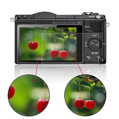 Optical Tempered Glass Camera Screen HD Protector Cover For Sony NEX-7/3N/5 FG