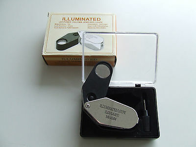 Juwelier-Lupe MG21002 & Hand-Lupe MG82012-L