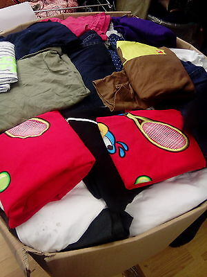 100kg of unsorted clothes in very good quality. Grade A (wholesale)