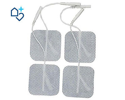 Dual Channel TENS Machine TPN 200 Plus & Prem Plus x1 Set of Spare Electrodes