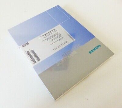 Siemens SIMATIC 6BQ2001-1CA10-0AA0 PCS7 PumpMon V1.00 Toolset -sealed-