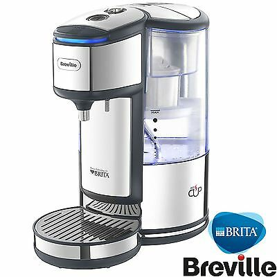 Breville Brita Water Filter Hot Cup Tea Coffee Kettle, Variable Dispenser VKJ367