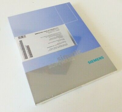 Siemens SIMATIC 6BQ2001-0AA20-0AC0 PCS 7 HVAC Lib Toolset V3.1 -sealed-