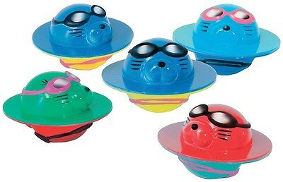 Zoggs Kids Swimming Aid Training & Pool Toy Seal Flips Diving Game Pack of 5 Set