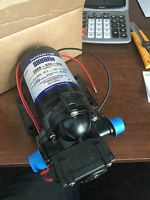 shurflo 24V diaphragm pump 2088-574-434