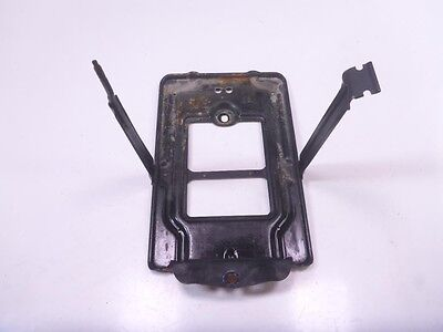 06 Chrysler Crossfire Battery Tray Metal Mount Bracket