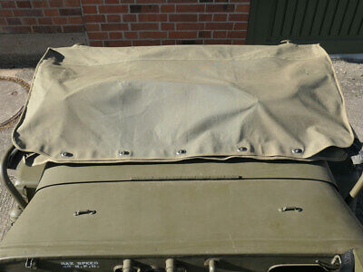 Scheibenabdeckung windshield cover US Jeep Hotchkiss M201 Korea Vietnam