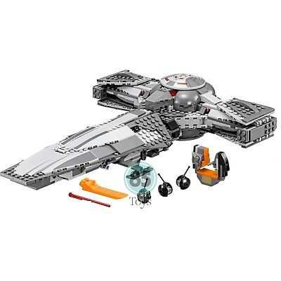 Lego Star Wars 75096 Sith Infiltrator - No minifigures - NEW