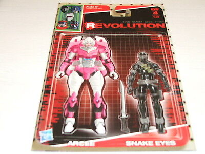 Revolution 4 COVER D (IDW Comics) Oct 2016 TRANSFORMERS MASK GI JOE ROM