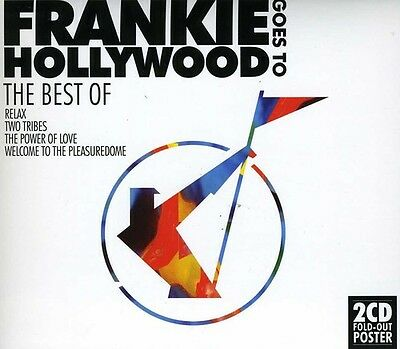 Best Of - 2 DISC SET - Frankie Goes To Hollywood (2013, CD NUEVO)