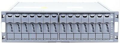 NetApp DS14 MK4 Disk Shelf incl. 14x 300 GB 15K Hard drive + 2x ESH4