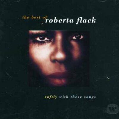 Best Of-Softly With These Song - Roberta Flack (1993, CD NUEVO)