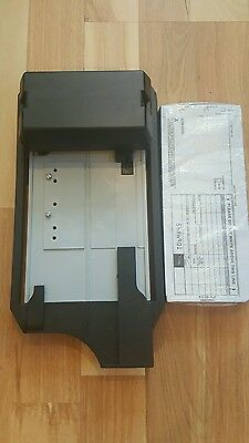 Addressograph Bartizan 4850 Manual Imprinter *New* w/ 100 Long Sales Drafts