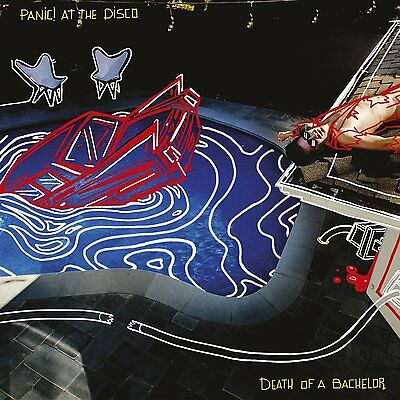 PANIC! AT THE DISCO : DEATH OF A BACHELOR (LP Vinyl) sealed