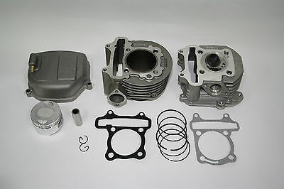 Chinese Scooter Upgrade 125Cc-150Cc Cylinder, Head Etc