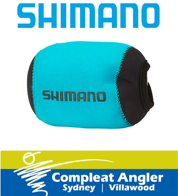 Shimano Overhead VARIOUS SIZES Reel Covers BRAND NEW At Compleat Angler