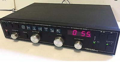 VIP HYBRID-8 S.E.G. VIDEO DUPLICATOR SWITCH SPECIAL EFFECT GENERATOR Vintage