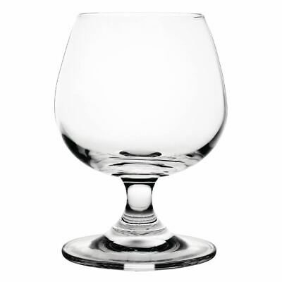 Pack of 6 Olympia Crystal Brandy Glasses 255ml