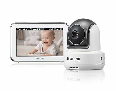 "Samsung SEW-3043 5"" Touch HD Video Monitor - UK Plug - Warehouse Clearance"