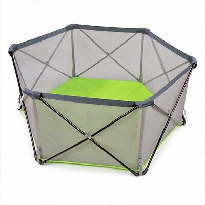 NEW SUMMER INFANT POP n PLAY PORTABLE ULTIMATE BABY PLAYPEN