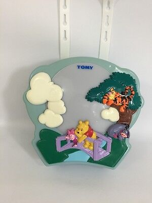 Tomy Winnie The Pooh Sweet Dreams Light Show With Music. Lullabies For Nursery.