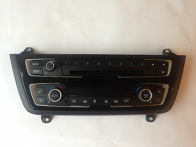 Bmw 3 Series F30 F31 Air Condition Climate Audio Control 64119363546 / 9363546