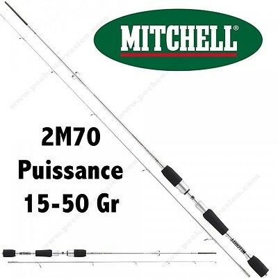 Canne Mitchell Avocet Powerback Spin 272 15-50 Gr