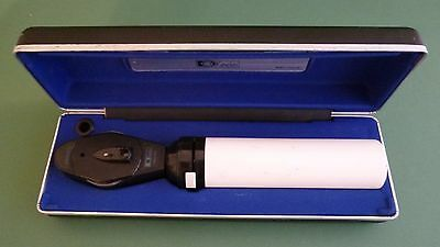 Keeler Standard Ophthalmoscope/Otoscope Set  Keeler Standatd Head and Bulb+Case