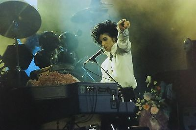 "Prince the Artist - VINTAGE - Color Photo #14 - 4"" x 6"" - Very Collectible!!!"