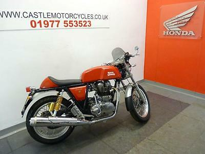 2015 Royal Enfield Continental GT CONTINENTAL GT RoadsterRetro